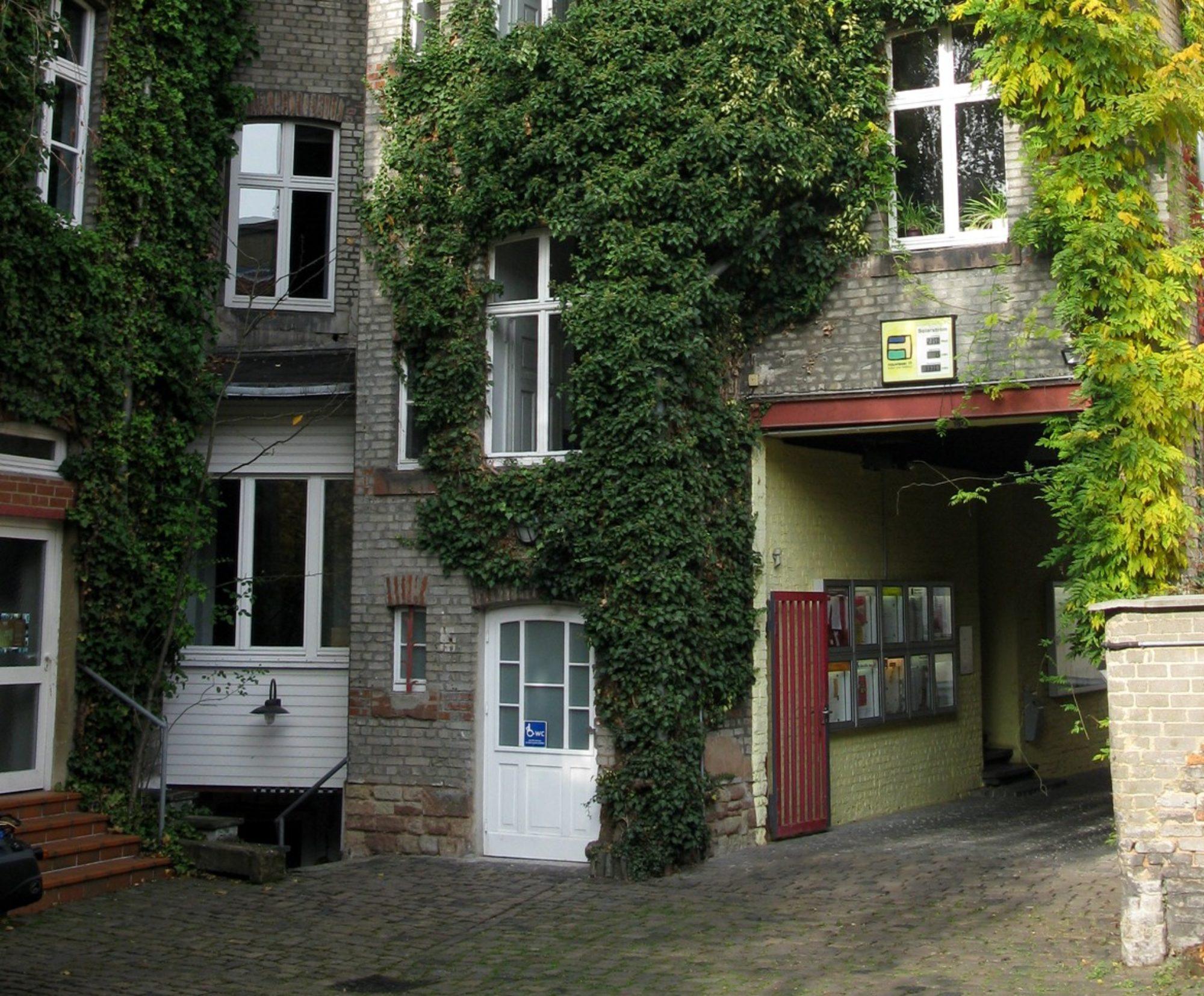 Kultur- und Werkhof Nauwieser 19